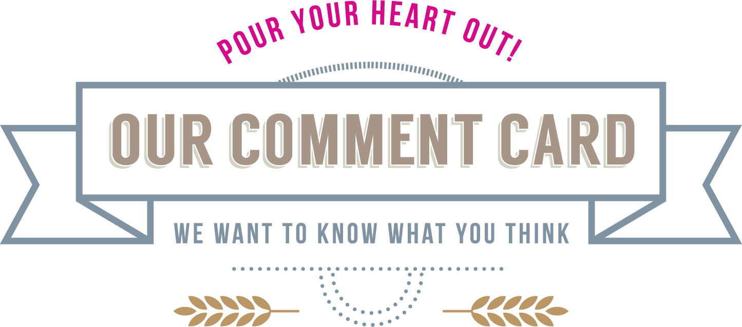 Comment Card Banner